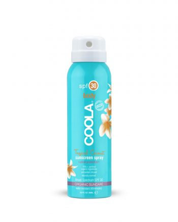 Skincare- Travel-Size-Sport-Spf-30-Tropical-Coconut-Sunscreen-Spray