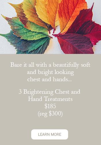 3 Brightening Treatments